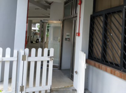 Temporary Access to L2M Female Toilets 暂时的女厕使用指南
