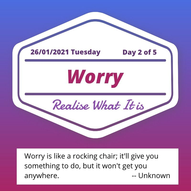 Worry Day 2
