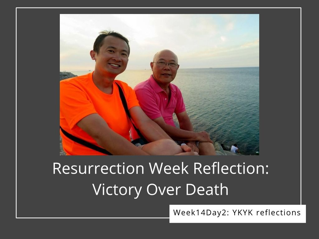 Victory over death - day 2
