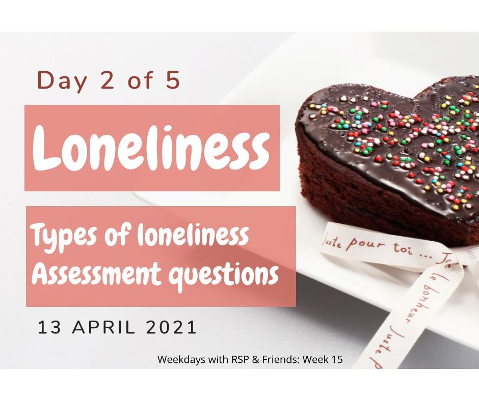 loneliness day 2