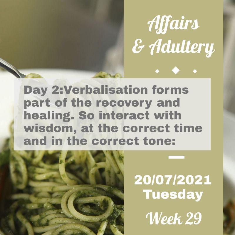 affairs & adultery day 2