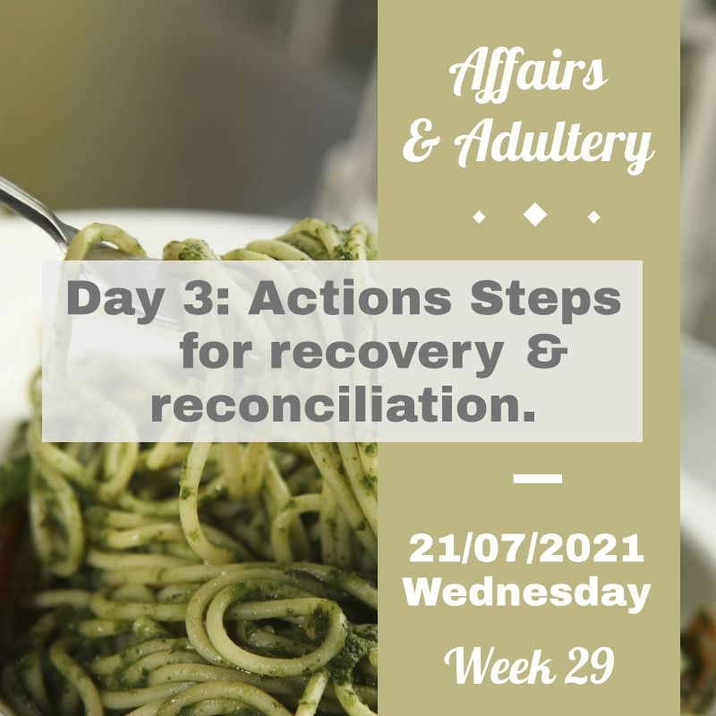 affairs & adultery day 3