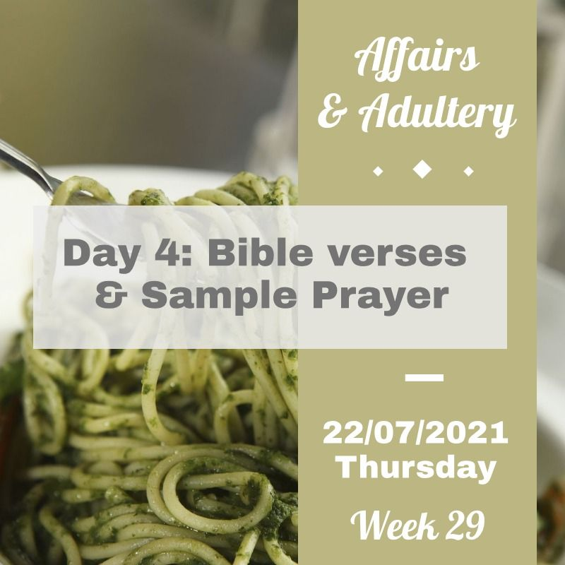 affairs & adultery day 4